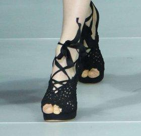 Осень-зима 2011/12: модные тенденции обувной индустрии