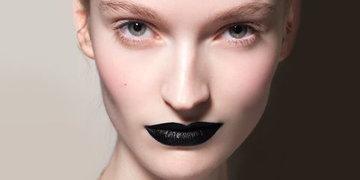 Черный мейк от Dior