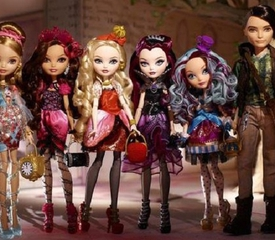 Кукла как объект модного культа