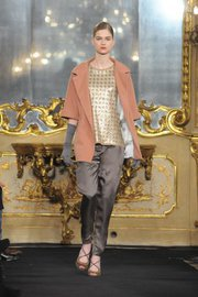 Осень-зима 2011/2012: модные блузы