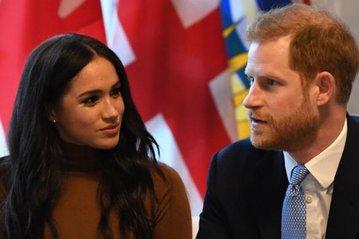 Меган Маркл и принц Гарри решили уехать из США
