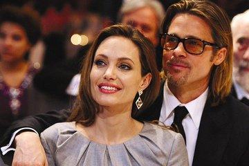 Анджелина Джоли согласилась отдать детей Брэду Питту