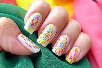Дизайн ногтей: тренды весны - лета 2019