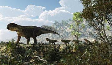 Динозавры вымерли из-за вулканов
