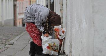 Бедность волнует россиян