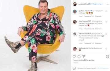 Сергей Пенкин не общается с Ларисой Долиной из-за её бывшего мужа