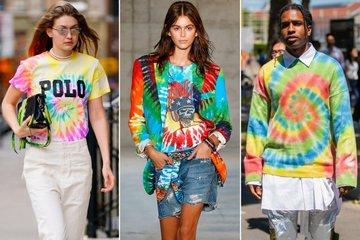 Что такое стиль тай-дай в одежде