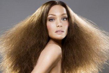 Что делать, если пушатся волосы