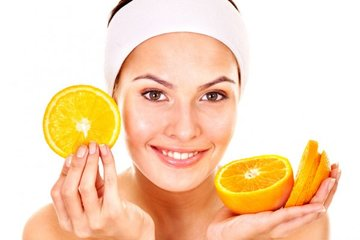 Витаминизация кожи лица