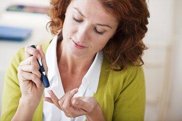 Для лечения диабета достаточно похудеть