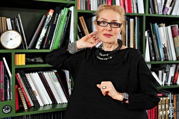 Как ухаживает за собой Ольга Свиблова