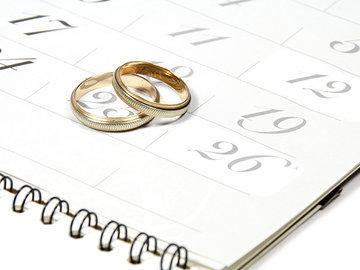 Как месяц свадьбы влияет на успешность брака