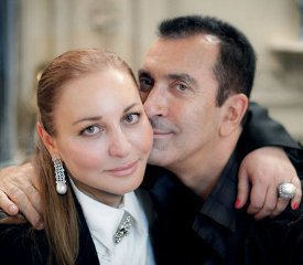 Александр Буйнов - любитель женщин