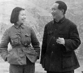 Женщины тоталитарных режимов: муза Мао Цзэдуна Цзян Цин