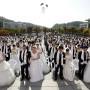 Модная свадьба: белое не надевать