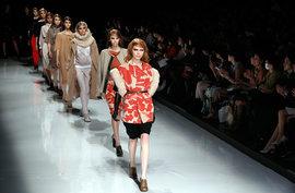 Неделя моды в Японии