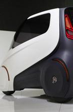 На автосалоне в Сан-Пауло (Бразилия) компания Fiat презентовала концепт городского автомобиля Mio FCC III.